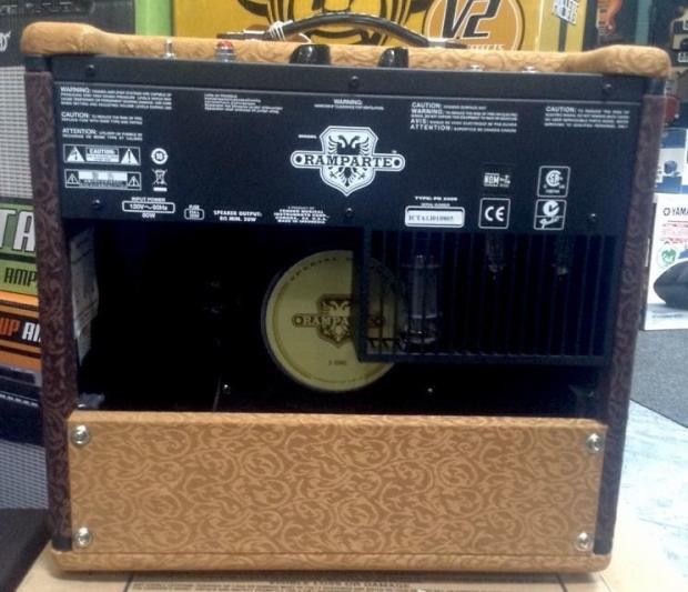 fender pawn shop series rampart guitar amplifier reverb. Black Bedroom Furniture Sets. Home Design Ideas
