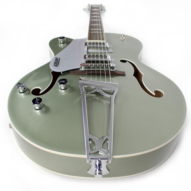 gretsch g5420lh electromatic hollow body left handed aspen green electric guitar reverb. Black Bedroom Furniture Sets. Home Design Ideas