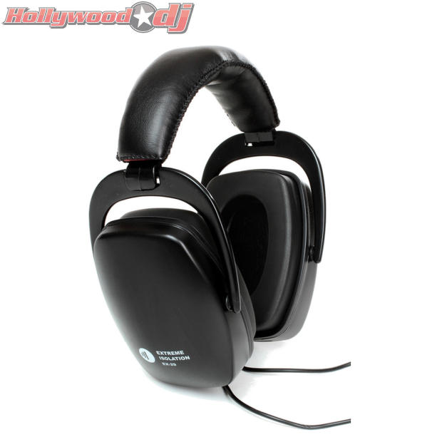 direct sound extreme isolation ex 29 headphones 29db noise attenuation new 2014 reverb. Black Bedroom Furniture Sets. Home Design Ideas