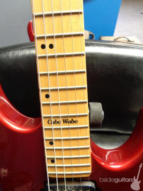Gibson Auto Sales >> Washburn Cabo Wabo Sammy Hagar Red | Reverb