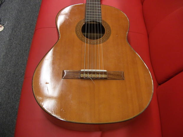 Md Auto Sales >> Madeira C60 Classical Guitar Natural | Reverb