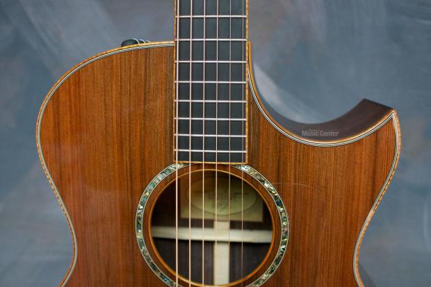 Taylor Custom Ga 2011 Sinker Redwood Aa Indian Rosewood W