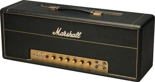marshall 1959hw hand wired 100 watt tube guitar amplifier head reverb. Black Bedroom Furniture Sets. Home Design Ideas
