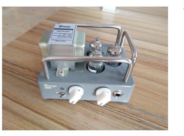 biyang wang amps vt 1h all tube 1 watt micro amp head compact powerful us ship 2014 reverb. Black Bedroom Furniture Sets. Home Design Ideas