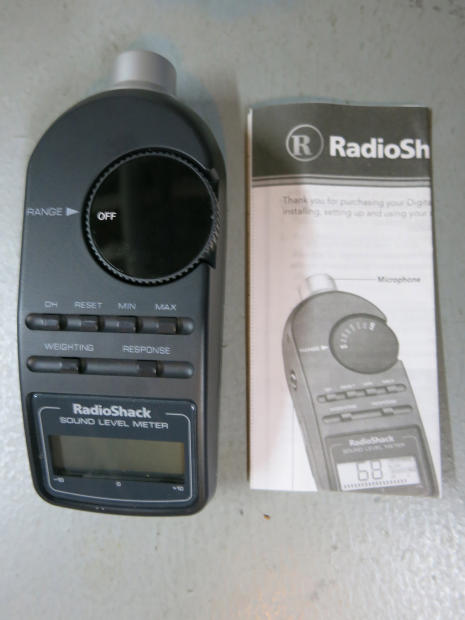 Radio Shack Digital Sound