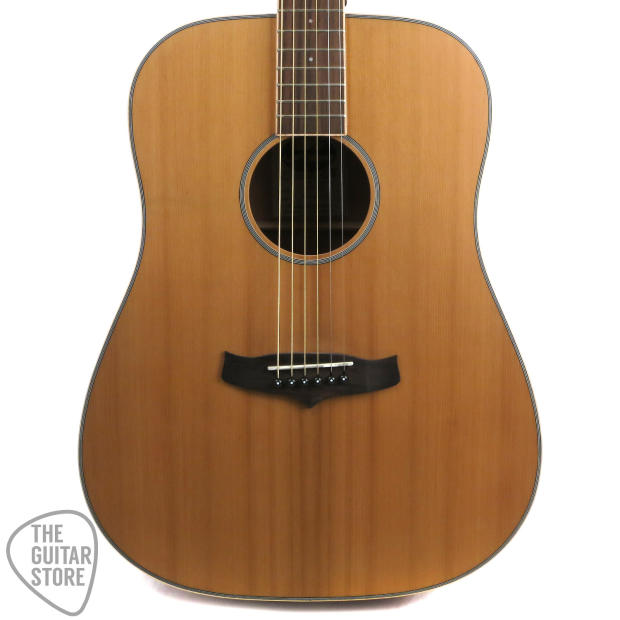 Tanglewood Tw28 Cln Dreadnought Natural Reverb