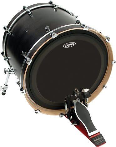 evans emad onyx bass drum batter head 22 reverb. Black Bedroom Furniture Sets. Home Design Ideas