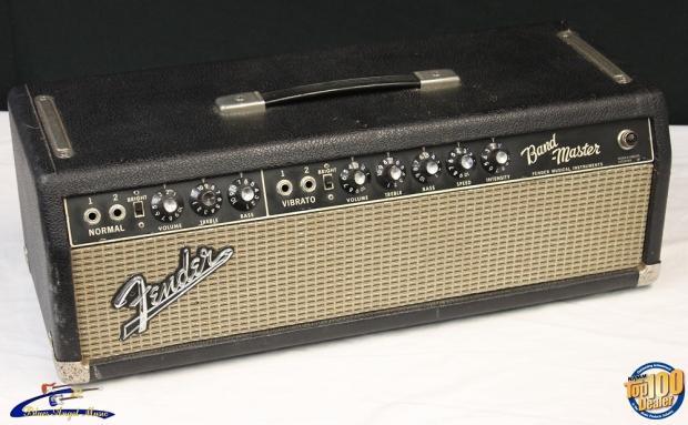 Fender Bandmaster Amp Head Bandmaster Amp Head