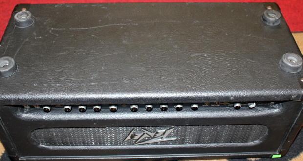 peavey supreme guitar amplifier head 100 watts image. Black Bedroom Furniture Sets. Home Design Ideas