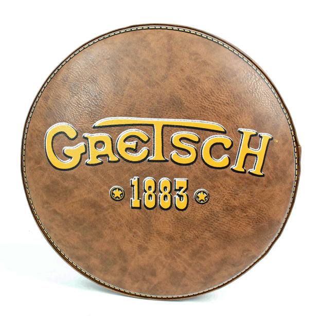Gretsch 1883 Logo 30 Quot Tall Barstool Country Western