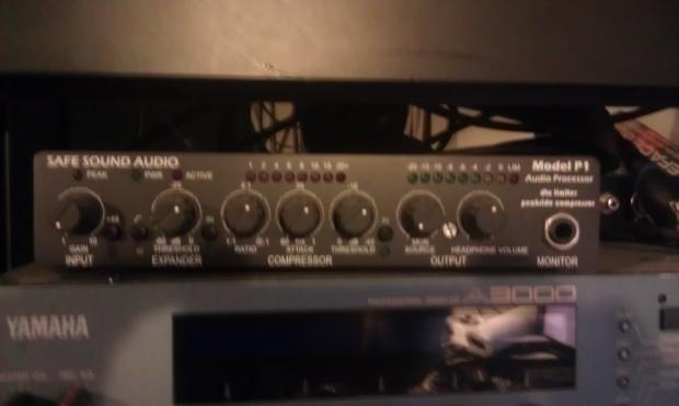 Safe Sound p1 Safe Sound Audio Model p1