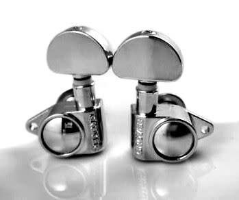grover rotomatic chrome tuners 3 3 for gibson les paul epiphone style free shipping reverb. Black Bedroom Furniture Sets. Home Design Ideas