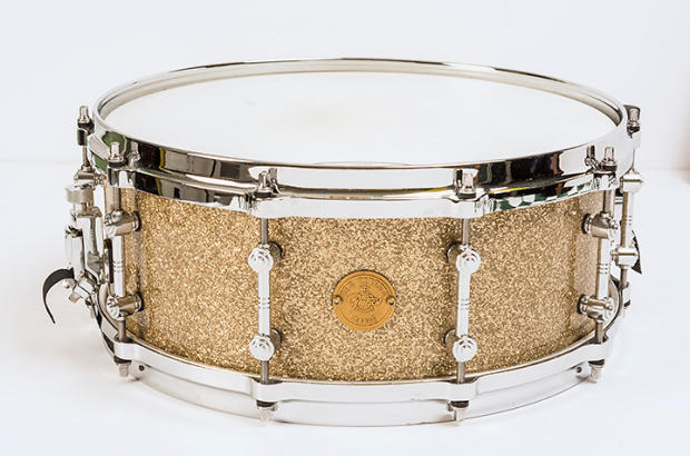 Gretsch New Classic Vintage Glass Gretsch New Classic Snare Drum