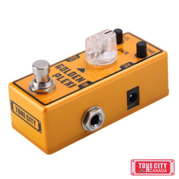 Best Plexi Pedals : tone city golden plexi distortion tc t7 effect pedal micro as mooer hand made truebypass reverb ~ Vivirlamusica.com Haus und Dekorationen