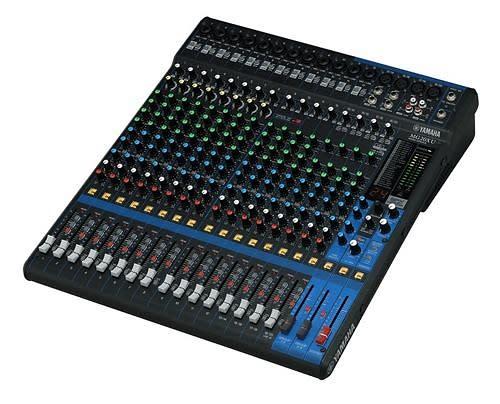 Yamaha Mgxu Effects