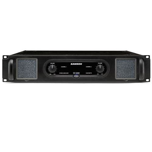 samson sx3200 power amplifier image. Black Bedroom Furniture Sets. Home Design Ideas