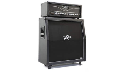 peavey valveking guitar amp half stack with valveking 100 head valveking 412 cab reverb. Black Bedroom Furniture Sets. Home Design Ideas