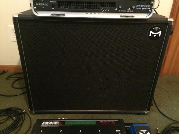 mission engineering gemini 2 p 500w stereo 212 cabinet reverb. Black Bedroom Furniture Sets. Home Design Ideas