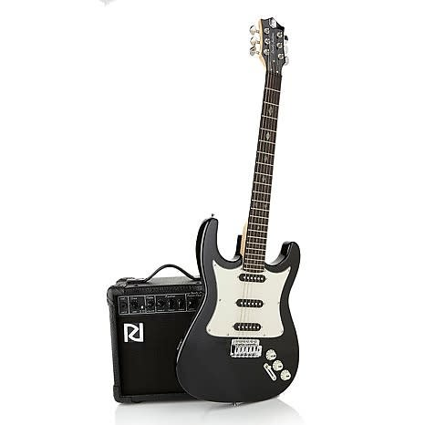 randy jackson diamond limited edition solid body electric guitar 20 piece deluxe package 2014. Black Bedroom Furniture Sets. Home Design Ideas