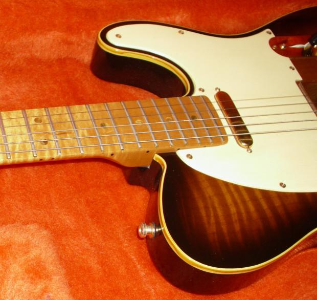 Oc Auto Exchange >> Rare 1988 1989 Fender Custom Shop Telecaster Early Custom ...