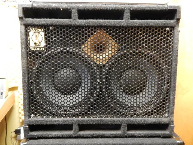 eden d210xlt4 bass guitar cabinet 2 10 4 ohm new speakers reverb. Black Bedroom Furniture Sets. Home Design Ideas