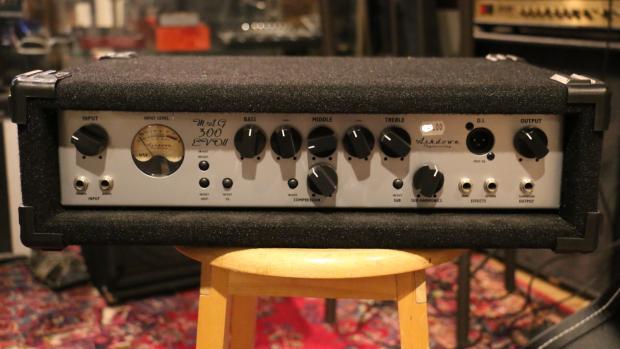 Ashdown Bass Amp Ashdown Mag 300 Evo ii Bass