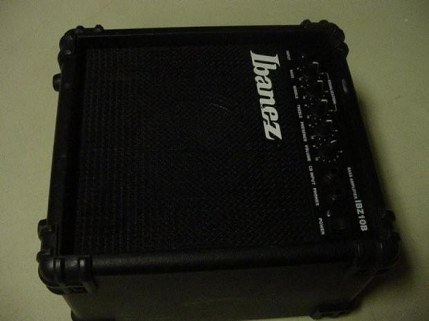 Ibz10b Bass Amp Ibanez Ibz10b Bass Combo