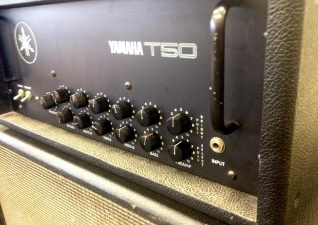 Yamaha t50 head soldano designed new jj tube set and for Yamaha thr10x specs