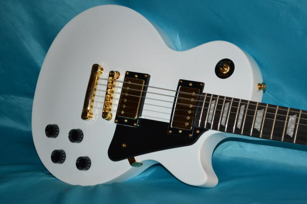 epiphone les paul studio deluxe custom shop limited edition alpine white reverb. Black Bedroom Furniture Sets. Home Design Ideas