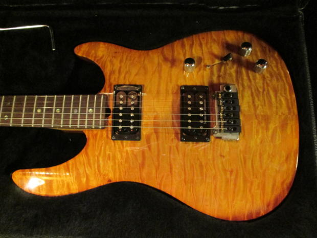 brian moore c55p 1994 natural namm show guitar reverb. Black Bedroom Furniture Sets. Home Design Ideas