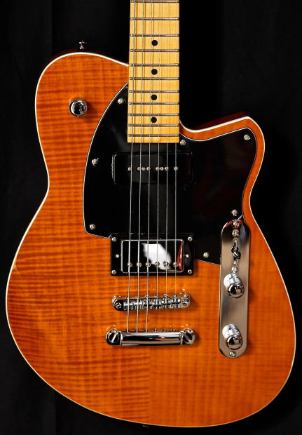 Reverend Guitars Double Agent Iii Reverend Guitars Double