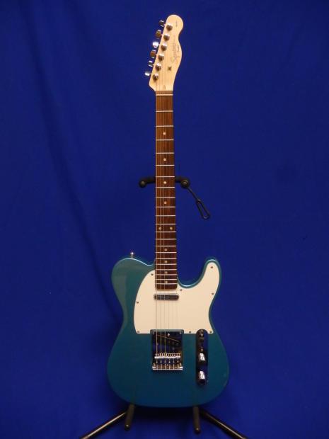 Affinity Telecaster Lake Placid Blue Lake Placid Blue Fender Squier