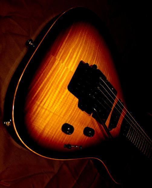 Robin Medley 1988 Purple SunBurst An Iconic Custom Guitar ...