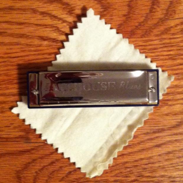 how to play jailhouse blues on harmonica