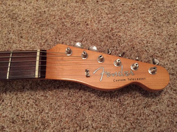 Fender Muddy Waters Telecaster | Reverb