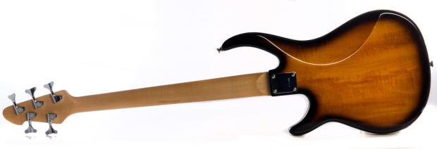 peavey milestone 5 string electric bass guitar reverb. Black Bedroom Furniture Sets. Home Design Ideas