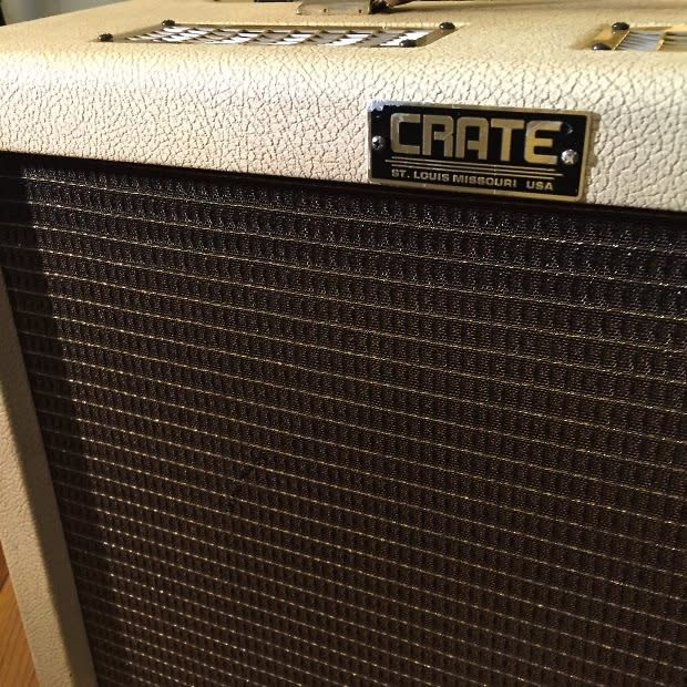 Crate Vintage Club 30 amp - YouTube