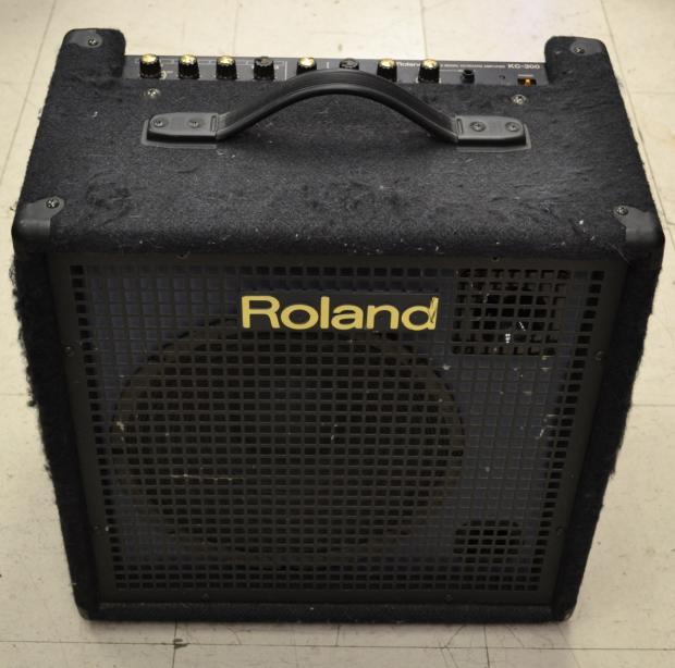 roland kc 300 100w keyboard amplifier amp reverb. Black Bedroom Furniture Sets. Home Design Ideas