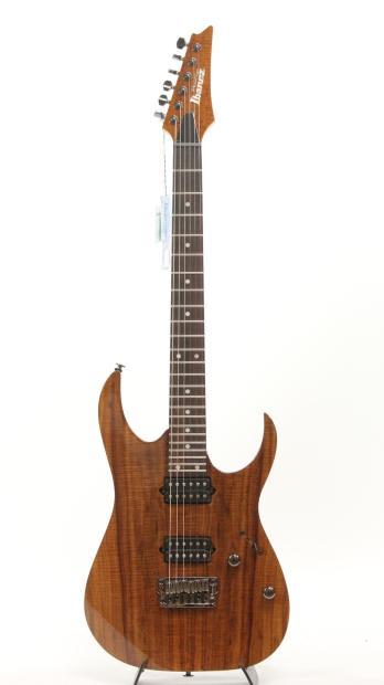 Ibanez Rg652kfx Kb Prestige 2015 Koa Brown Electric Guitar