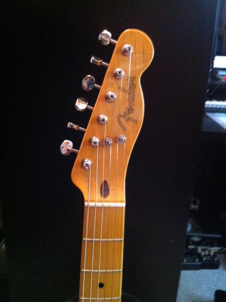 Fender Pawn Shop 51 Fender Pawn Shop '51 Blonde