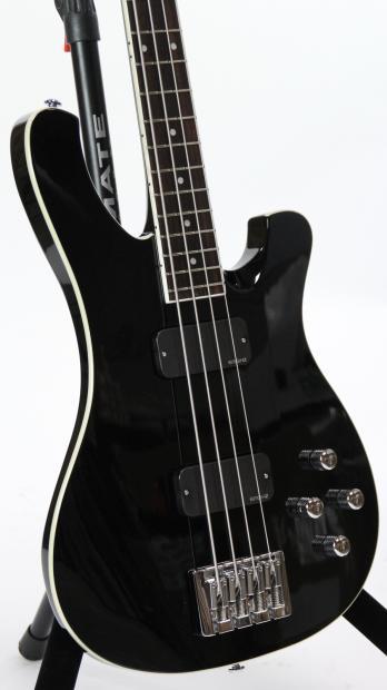 schecter stargazer 4 blk black prototype electric bass guitar reverb. Black Bedroom Furniture Sets. Home Design Ideas