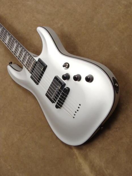 Schecter C-1 Platinum Schecter Guitars C-1 Platinum