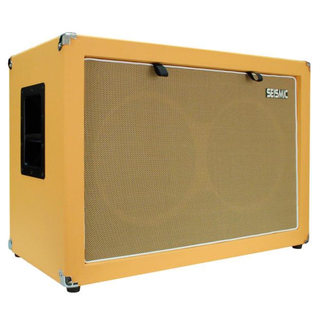 2x12 guitar speaker cabinet 212 empty cab orange tolex reverb. Black Bedroom Furniture Sets. Home Design Ideas