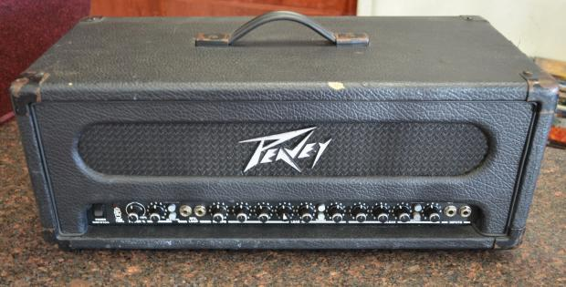 Peavey Transtube Supreme Head Review