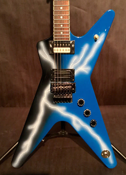 dean dimebag dime from hell ml electric guitar reverb. Black Bedroom Furniture Sets. Home Design Ideas
