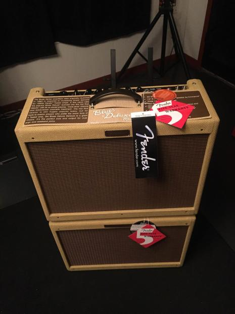 Fender Hot Rod Deluxe Extension Cab Hot Rod Extension Cab 2015