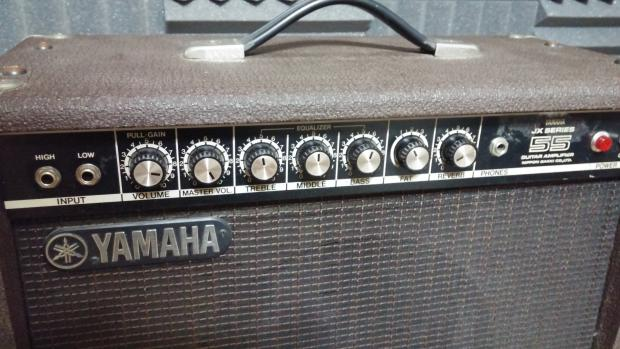 Yamaha jx55 1980 39 s brown image for Yamaha thr10 pedals