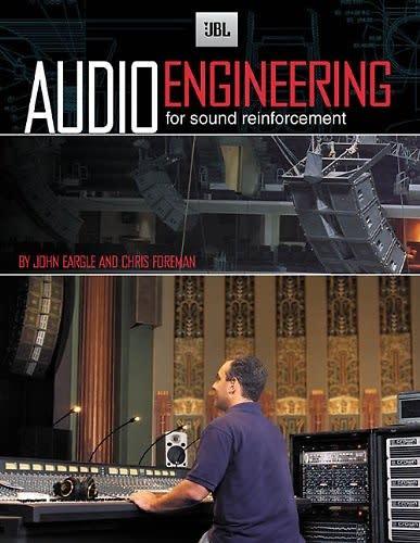 jbl audio engineering for sound reinforcement jbl pro
