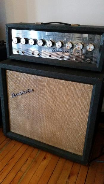 danelectro dm 25 1965 grey tolex reverb. Black Bedroom Furniture Sets. Home Design Ideas