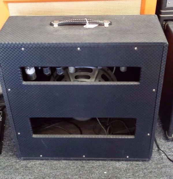 1960 39 s ampeg reverberocket 2 1x12 electric guitar combo amp vintage amplifier reverb. Black Bedroom Furniture Sets. Home Design Ideas